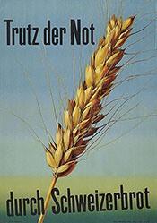 Günthart Willi - Trutz der Not