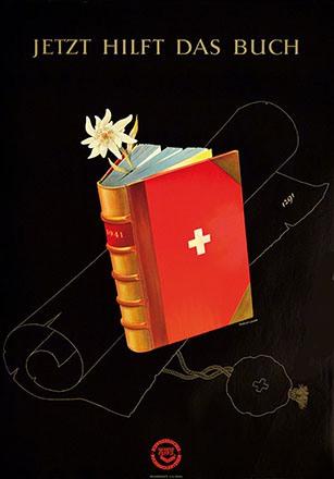 Leupin Herbert - Jetzt hilft das Buch