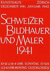 Käch Walter - Schweizer Bildhauer und Maler