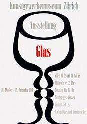 Lang Hans - Ausstellung Glas