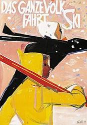 Falk Hans - Das ganze Volk fährt Ski