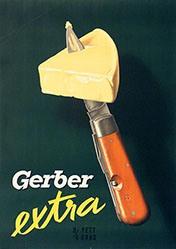 Birkhäuser Peter - Gerber extra