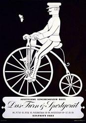 Stoecklin Niklaus - Das Turn-und Sportgerät