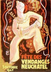 Maire Ferdinand - Fête des vendanges