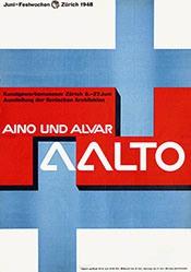 Bircher Rudolf - Aina und Alvar Aalto