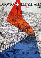 Warja von Gottfried - Der Weg der Schweiz