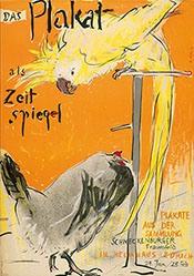 Falk Hans - Das Plakat als Zeitspiegel