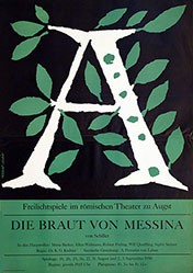 Leupin Herbert - Die Braut von Messina