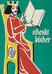 Gauchat Pierre - Schenkt Bücher
