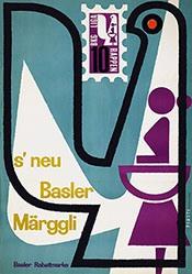 Piatti Celestino - Basler Märggli