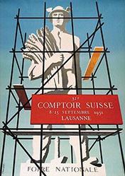 Monnerat Pierre - Comptoir Suisse