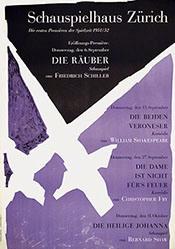 Gottfried und Waraja - Die Räuber