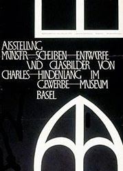 Hofmann Armin - Münster-Scheiben-Entwürfe
