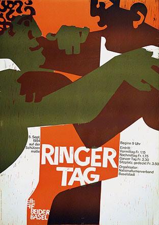 Schaub Jürg - Ringertag beider Basel