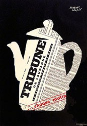 Leupin Herbert - Tribune de Lausanne