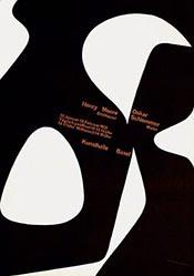 Hofmann Armin - Henry Moore / Oskar Schlemmer