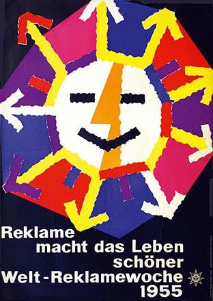 Grieder Walter - Welt-Reklamewoche