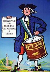Monnerat Pierre - Nescafé