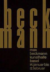 Ruder Emil - Max Beckmann