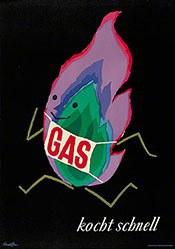 Brun Donald - Gas