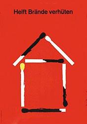 Fischer Heini (Corso) - Helft Brände verhüten