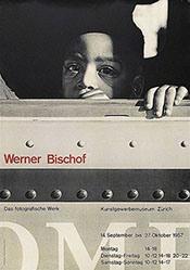Müller-Brockmann Josef - Werner Bischof</br>Das fotografische Werk