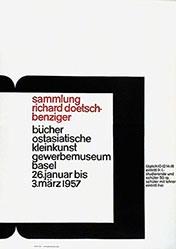 Ruder Emil - Sammlung Richard Doetsch-Benziger