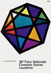 Piatti Celestino - 38e Foire Nationale