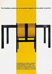 Hablützel Alfred - Les meubles modernes