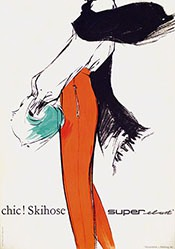 Deville Rodolphe - Skihose