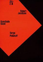 Hofmann Armin - Robert Jacobsen - Serge Poliakoff