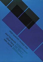 Müller-Brockmann Josef - Végh-Quartett