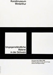 Lohse Richard Paul - Ungegenständliche Malerei in der Schweiz