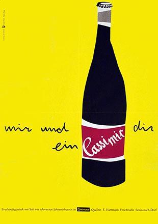 Woodtli Hans Rudolf - Cassimir