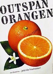 Dennler Raymond - Outspan Orangen