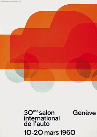 Calame Georges - 30me Salon