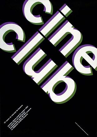 Geiser Roger Virgile - Cine club