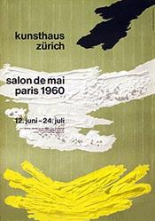 Diethelm Martin - Salon de mai Paris 1960
