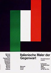 Neuburg Hans - Italienische Maler der Gegenwart