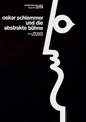 Müller Fridolin - Oskar Schlemmer und die abstrakte Bühne