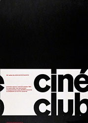 Geiser Roger-Virgil - Ciné club