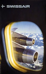 Bingler Manfred - Swissair