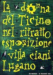 Primavesi Franca - La donna del Ticino nel rifratto Espositione