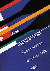 Küng Edgar - Ruder Weltmeisterschaft