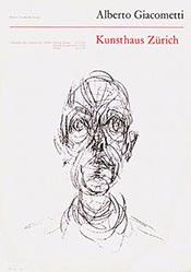 Scheidegger Ernst - Alberto Giacometti