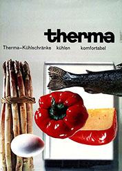 Pidoux Hans Heinrich - Therma-Kühlschränke