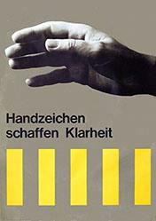 Hartmann Hans - Handzeichen