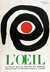 Leupin Herbert - L'oeil