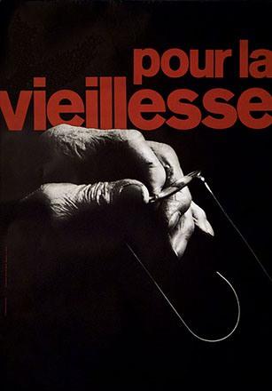 Müller Fridolin - Pour la Viellesse