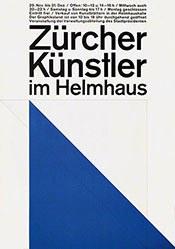 Lohse Richard Paul - Zürcher Künstler im Helmhaus